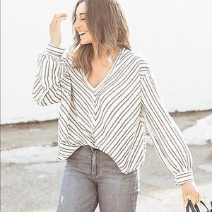 By Together Striped Top